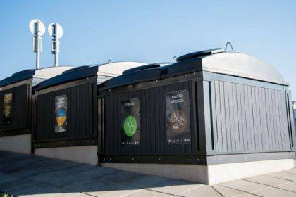 Kėdainiai modernėja: bus įrengti požeminiai bei pusiau požeminiai konteineriai