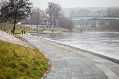 Vilniuje planuojama nauja irklavimo bazė