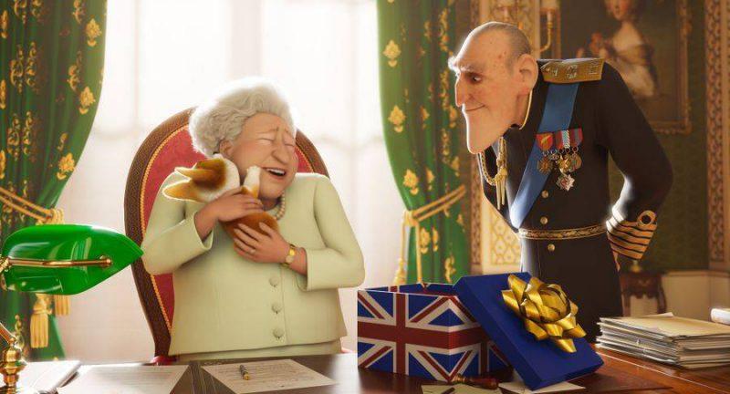 """Į kino teatrus atkeliauja juosta """"Karalienės korgis"""": įdomiausi faktai apie Elžbietos II numylėtinius"""