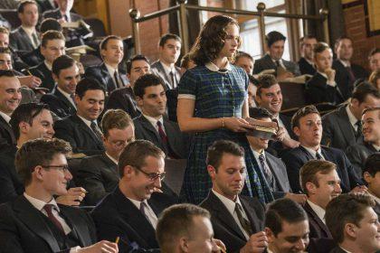 """Pasaulį pakeitusios garsiausios JAV teisėjos istorija biografinėje dramoje """"Nes ji yra moteris"""" turi tik du netikslumus"""