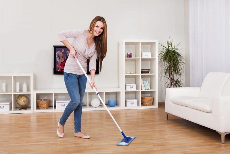 Renkantis natūralias valymo priemones savo namams