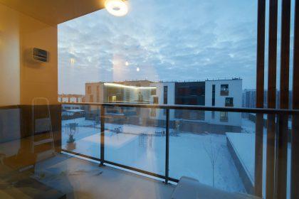 Kaip įrengti butą, kurį išnuomotumėte per dieną: Nijolės ir Modesto istorija