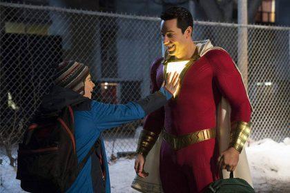 """Ką slepia netrukus kino teatruose pasirodysiančio filmo """"Shazam!"""" pavadinimas?"""