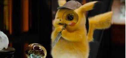 200 vilniečių sukūrė gyvą Detektyvo Pikachu paveikslą