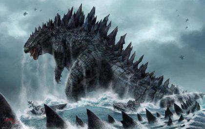 """Filme """"Godzila 2: Monstrų karalius"""" – gerokai pakeista legendinio monstro išvaizda"""