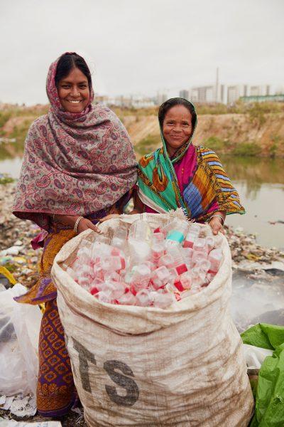 Nematoma plastiko surinkimo pusė: 1,5 mln. žmonių renka šiukšles, kad išgyventų