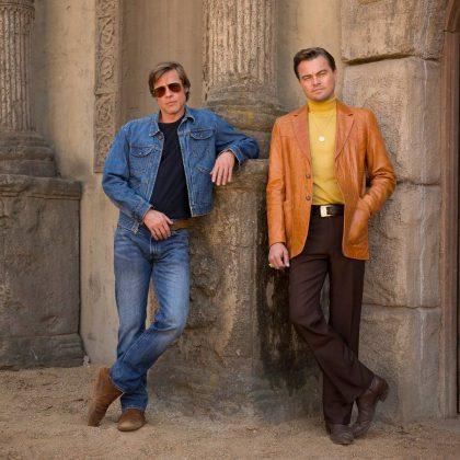 """Su B. Pittu filme """"Vieną kartą Holivude"""" pirmąkart vaidinęs L. DiCaprio: jis nevykęs aktorius, bet tikras profesionalas"""