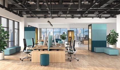 5 veiksniai, kuriuos verta apsvarstyti renkantis biuro baldus