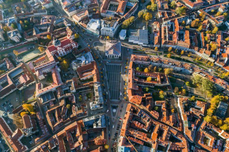 Ekspertai: naujasis Vilniaus bendrasis planas ribos oportunistiškų verslų apetitą