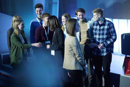 """Į studentų konferenciją """"The COINS"""" renkasi mokslo žvaigždės – du pranešimus skaitys Nobelio premijos laureatai"""