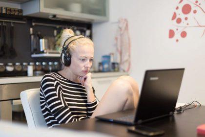 """""""Vilnius Coding School"""" ateinančias savaites veiks 100 proc. pajėgumu – vykdys nuotolinius mokymus"""