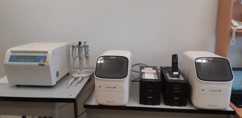 Į kovą su koronavirusu stoja ir NVI: čia jau atliekami COVID-19 testai