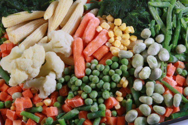 Daržovių šaldymas namuose: ar viską atliekate taisyklingai?