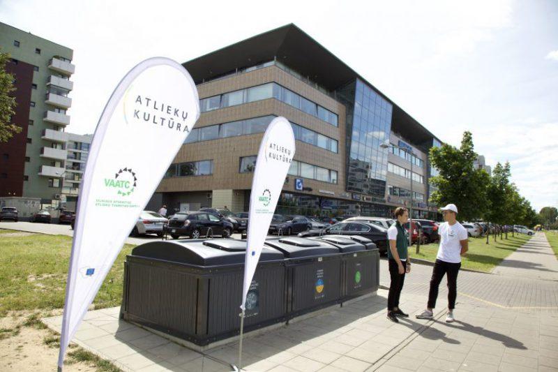 Atliekų tvarkymas: Švaros ambasadoriai aiškinsis problemas ir padės jas spręsti