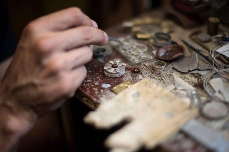 """Juvelyras–archeologas E. Babenskas: """"Savo profesiniame gyvenime nekeisčiau nieko"""""""