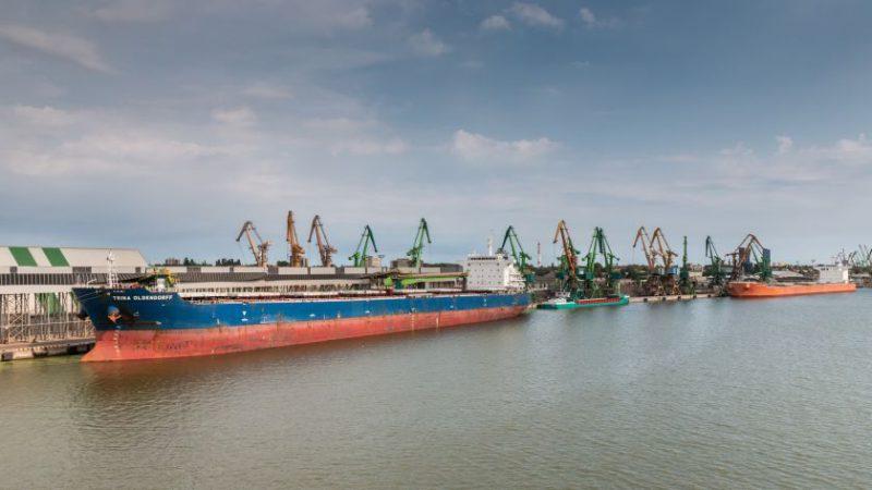 KLASCO vadovai Seimo Kaimo reikalų komiteto nariams pristatė uosto krovos veiklą