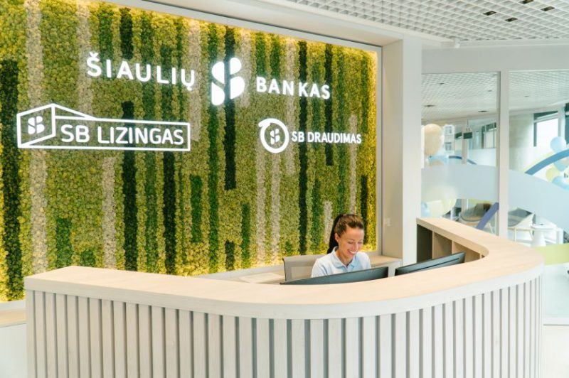 """Šiaulių banko grupės įmonės Kaune susitelkė verslo centre """"Sqveras"""""""