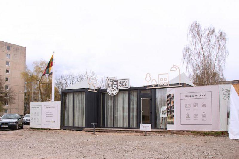 """""""Citus"""" tiki ir Kauno būsto rinkos atsigavimu: investuoja į statybas """"Klevų namuose"""""""