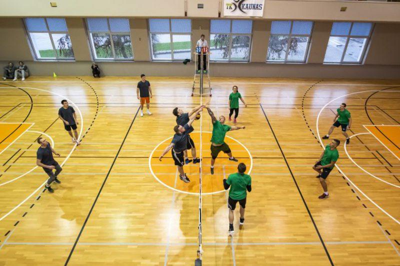 VDU sportininkai vieni geriausių pagal Lietuvos studentų čempionatų rezultatus