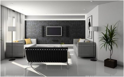 Modernizmu kvepiantys namai. Kaip jie atrodo?