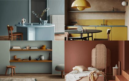 TOP 2021 dažų spalvos: kokias spalvas vertėtų pasirinkti savo interjerui