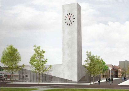 Visuomenei pristatyti Panevėžio autobusų stoties projektiniai pasiūlymai