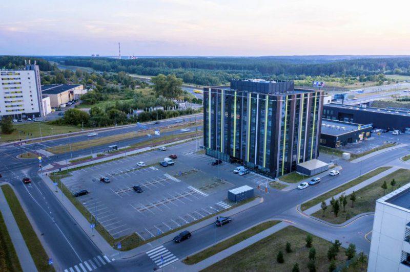 """""""EfTEN Real Estate Fund III AS"""" už 11,8 mln. eurų įsigijo biurų pastatą Vilniuje"""