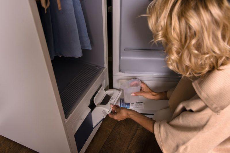 Drabužių priežiūros sistema namuose: inovacija, kurios užsigeis daugelis