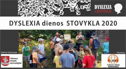 Pirmoji Lietuvoje vasaros stovykla vaikams, turintiems disleksiją, vyks… bibliotekoje!