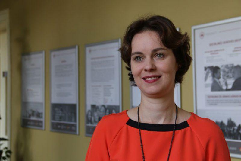 """Populiariausio Lietuvoje profesinio mokymo centro vadovė – apie rekordinį priėmimą ir profesijas """"ant bangos"""""""