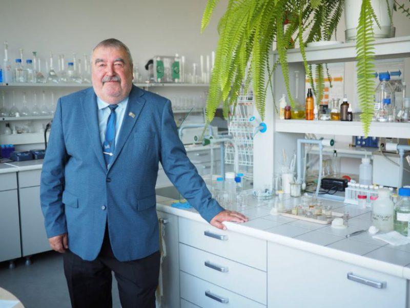 Unikali FTMC prof. E. Norkaus pinigų paroda: ant monetų ir banknotų  –  mokslas ir mokslininkai