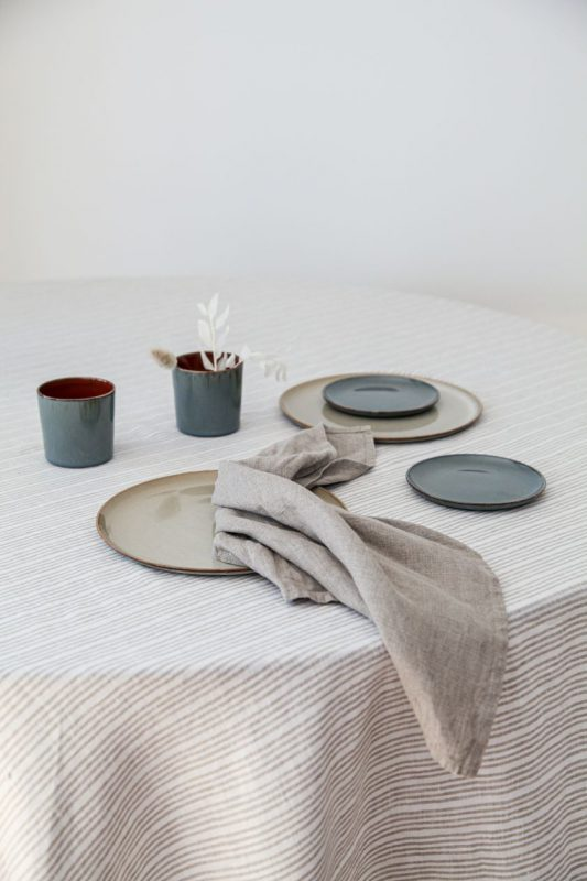 dodesign Copenhagen: The comeback of the linen