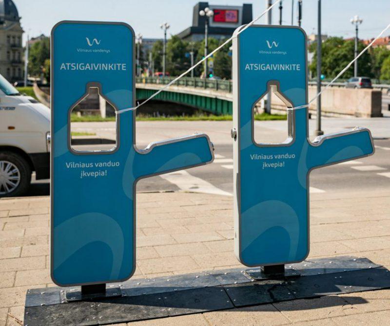 """""""Danske Bank Vilniaus maratono"""" dalyvius gaivina mobiliosios gertuvės ir inovatyvi rūko sistema"""