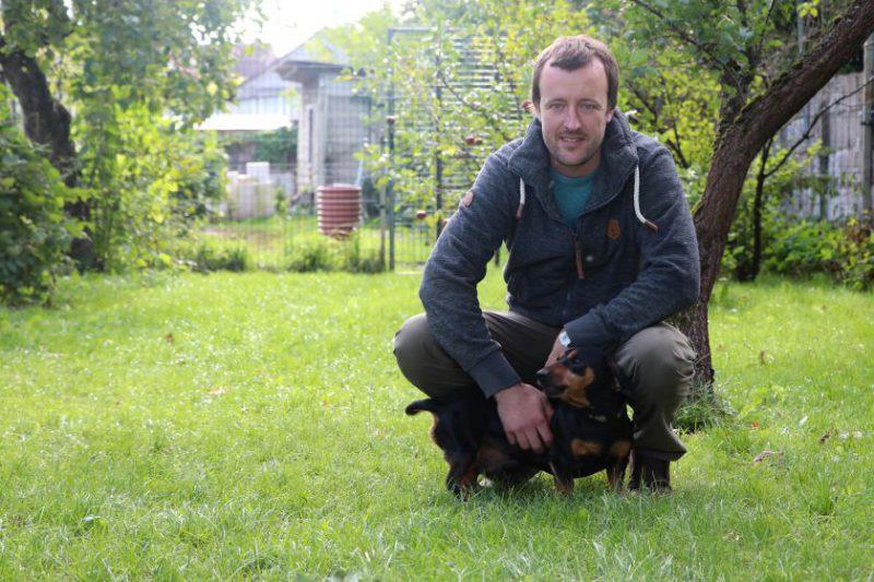 Pirmojo šunų darželio Lietuvoje įkūrėjas džiaugiasi keturkojų draugija ir besikeičiančiu žmonių požiūriu į augintinius