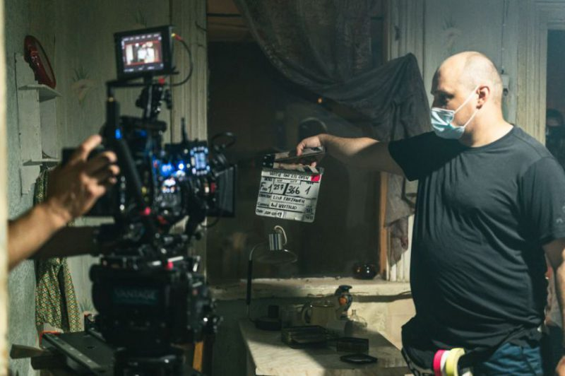 Kino industrija atgyja. Rudenį Vilniuje – veiksmo scenų gausa