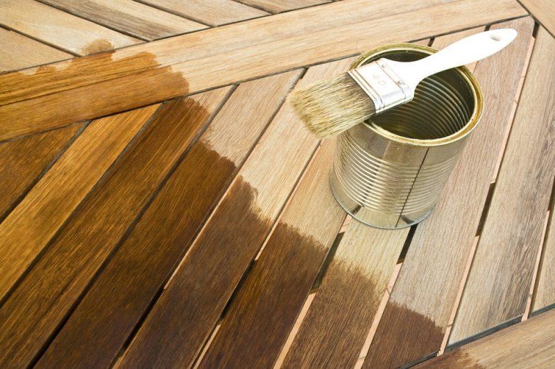 Medienos paviršiams skirtų apsaugos priemonių pasirinkimas ir naudojimas