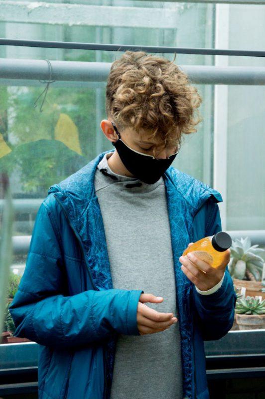 VDU Botanikos sode žadinama moksleivių saviraiška ir žingeidumas