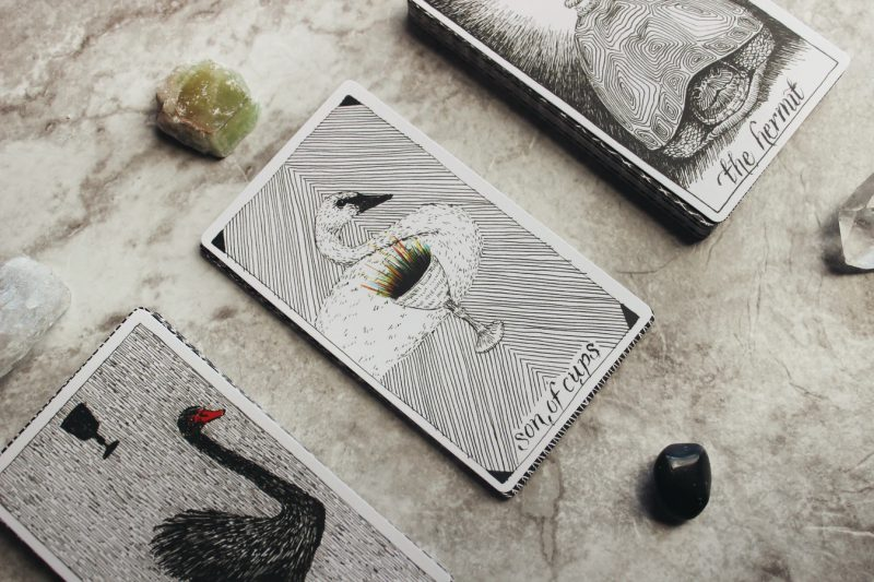 Taro kortos ir mitai apie jas