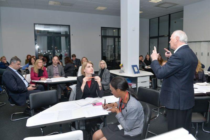 MRU žada proveržį: sieks tapti Europos universitetų lyderiu