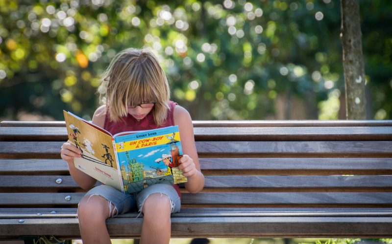Ugdykime vaikų meilę knygoms: ką skaityti mūsų mažiesiems?