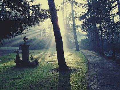 Naudingi istoriniai faktai apie mirtį, laidotuves ir kapines