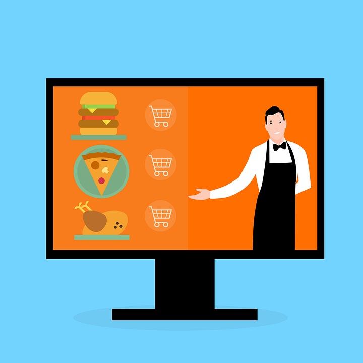 Maisto produktai internetu ir sveika mityba
