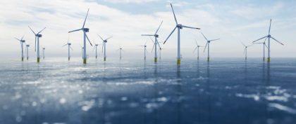 """Baltijos regionas stiprina tvarią energetinę nepriklausomybę: """"Enefit"""" ir """"Ørsted"""" plėtos jūros vėjo jėgainių parką Rygos įlankoje"""