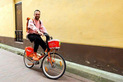 """Simonas Urbonas ramybę atrado sportuodamas – prie """"Savaitės ant dviračio"""" iššūkio kviečia jungtis visus"""