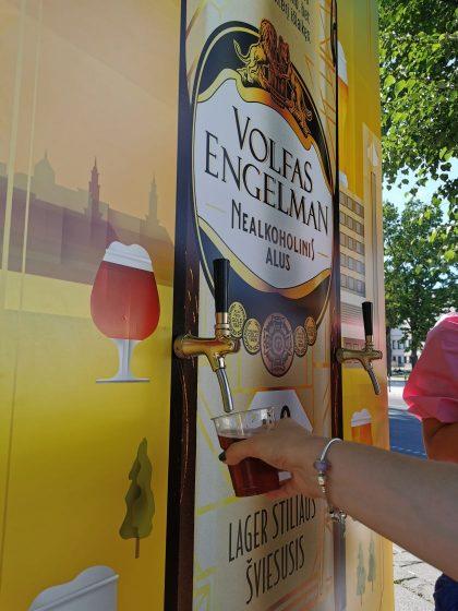 """""""Volfas Engelman"""" kviečia jau dabar planuoti nepamirštamą vasaros nuotykį: tradicinė Aludarių dienos šventė tikrai įvyks"""