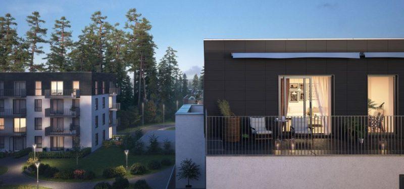 """""""HOMA"""" tęsia plėtrą Lazdynėliuose, pasiūlys 160 naujų butų"""